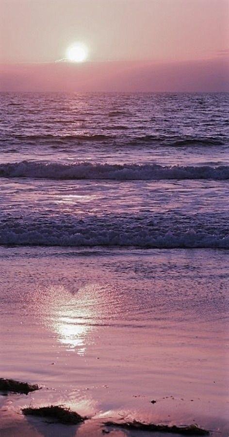 heart on the sea