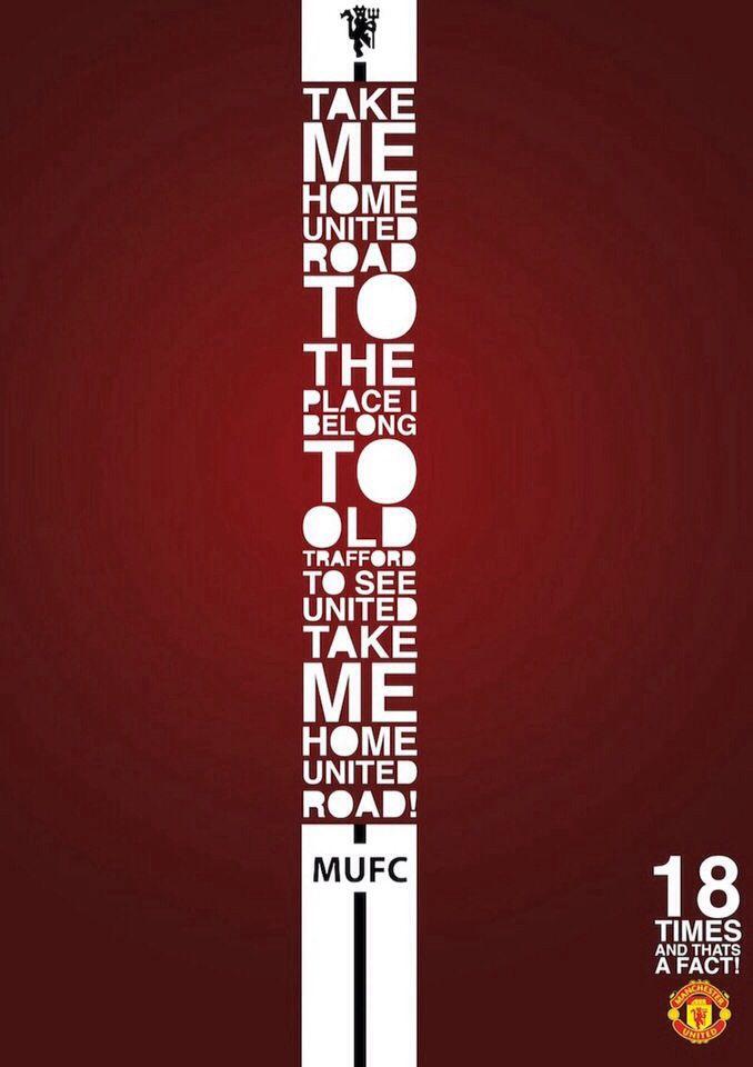 Take Me Home United Road