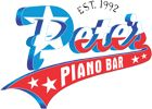 Petes Dueling Piano Bar - Logo