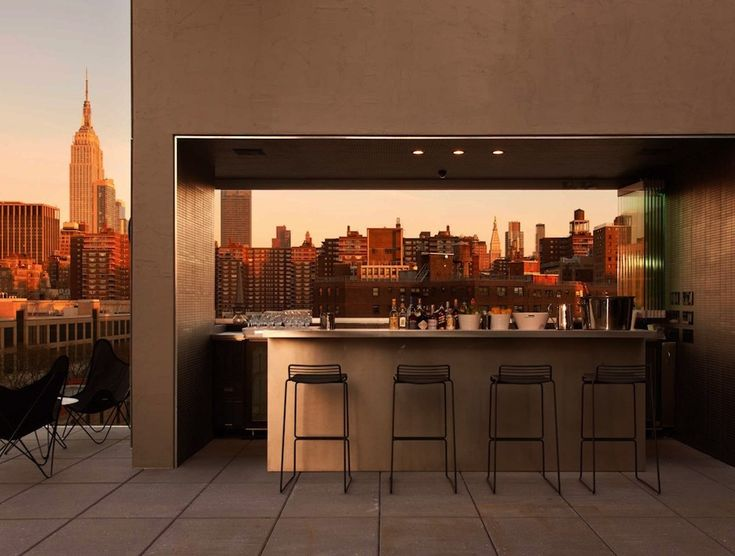 NEW YORK TO STAY: 5 HOTELS WE LOVE