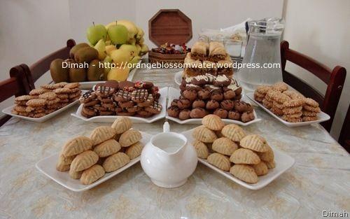 Dimah - http://www.orangeblossomwater.net - Eid Al-Fitr, Sweets 92