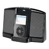 Cyber Acoustics 30-Pin iPod Speaker Dock (CA-461) (Electronics)By Cyber Acoustics