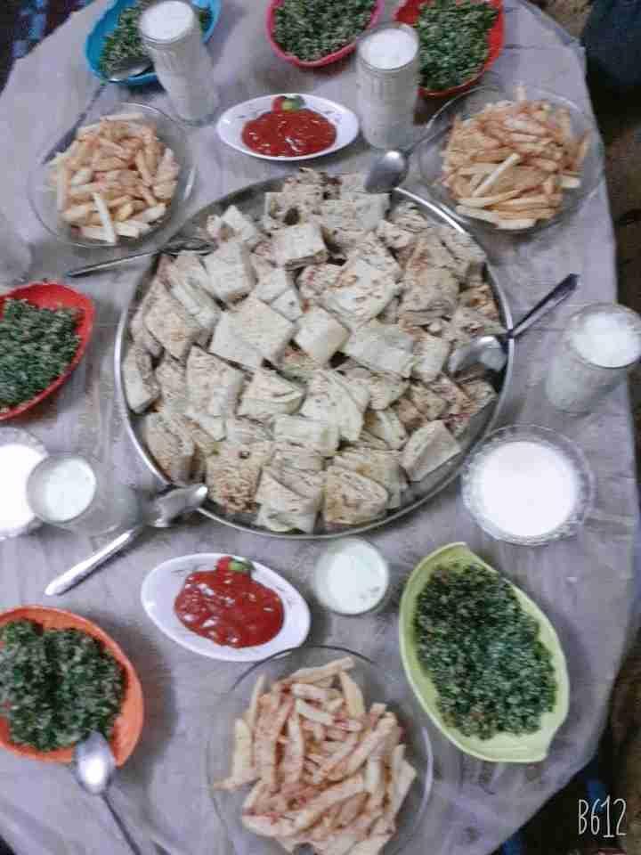شاورما بيتي و تبولة زاكي Recipe Main Dishes Dishes Meat