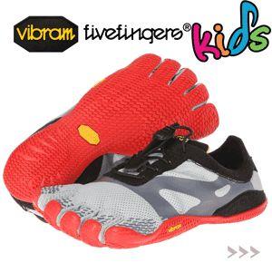 Incaltaminte cu degete Vibram Five Fingers copii ELX-LS baieti si fete