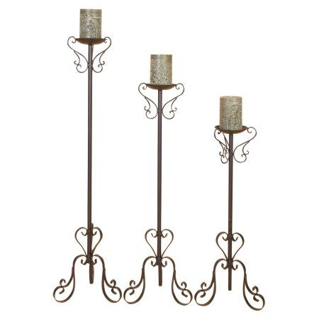 Home Floor Candle Holders Tall Candle Holders Metal Candle Holders