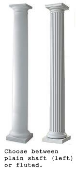 1000 Ideas About Fluted Columns On Pinterest Fiberglass