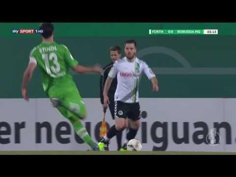 Greuther Fürth vs Borussia Mönchengladbach - http://www.footballreplay.net/football/2017/02/07/greuther-furth-vs-borussia-monchengladbach-2/