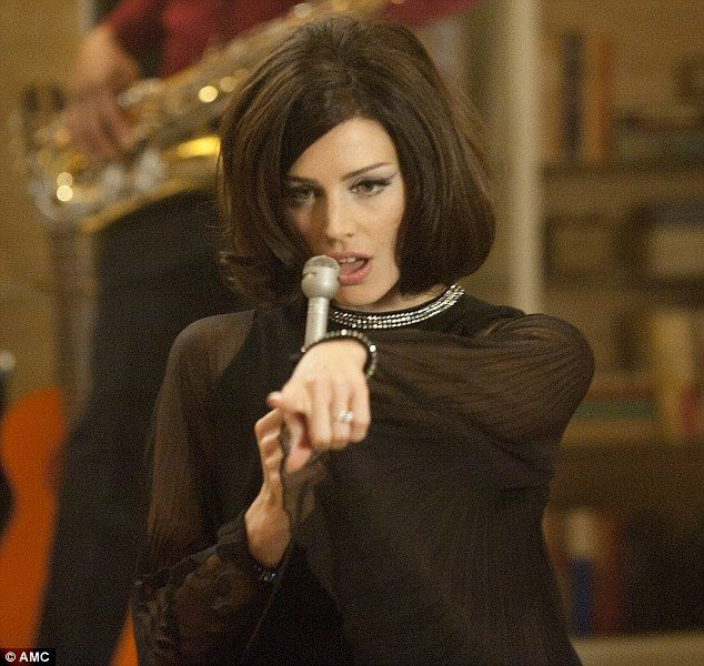 The 5 Best 'Mad Men' Beauty Moments | Daily Makeover
