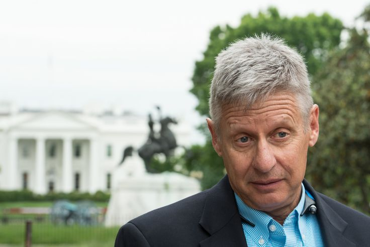 What Is Gary Johnson's Stance On Abortion? The Libertarian Candidate Speaks Out
