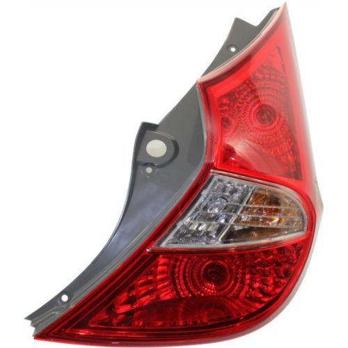 2012-2016 Hyundai Accent Tail Lamp RH, Assembly, Hatchback