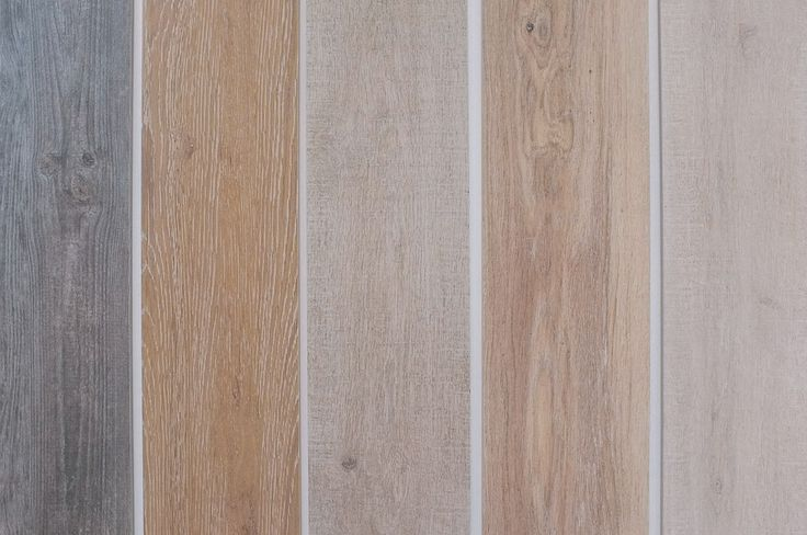 We now sell a range of realistic, wood-effect porcelain tiles. Perfect for busy family homes.