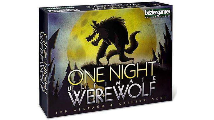 one night werewolf game