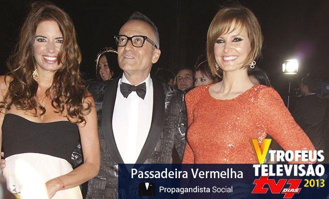 Passadeira Vermelha: V Gala dos Troféus TV7Dias – Propagandista Social