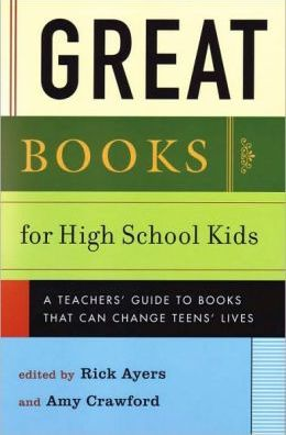 Recommended books.  Organised by theme.  Learn more at Amazon: http://www.amazon.ca/Great-Books-High-School-Kids/dp/0807032557