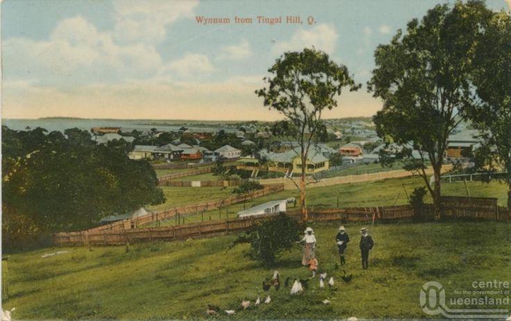 Wynnum from Tingal Hill