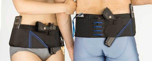 Sport Belt Hero Sports Belt Conceal Holster Concealed Carry Women