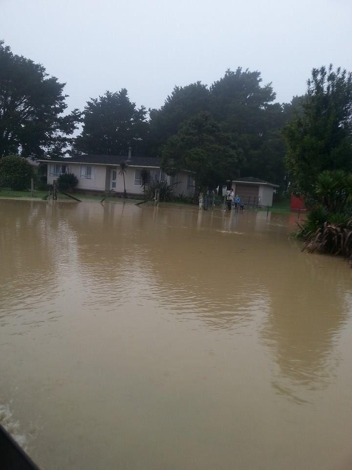 Moerewa July 2014 Floods