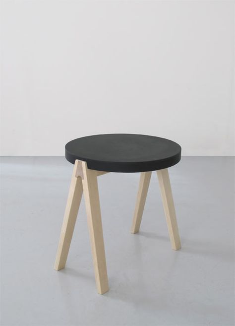 The Trestle Stool is a small stool with a big personality. Its construction is based on the classical trestle found in barns and outhouses across Sweden.