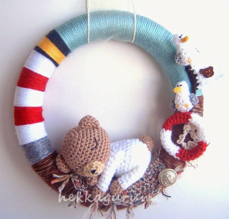 hekkagurumi: Merj nagyot álmodni! - kisfiúknak :) - amigurumi, horgolt babák, bubák