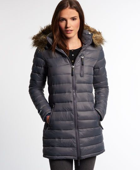 Superdry Happy Fuji Demi Jacket Michelle S Style