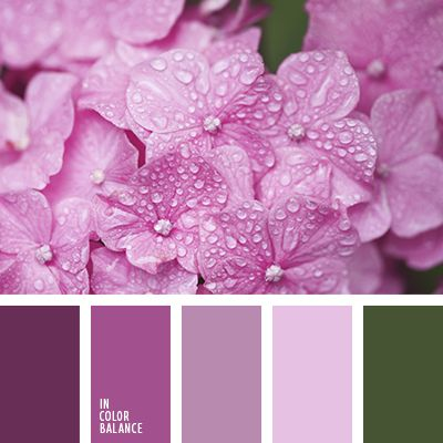 Lovely Complimentary Colors to Purple