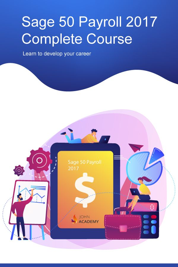 This Sage 50 payroll courses online is designed to provide