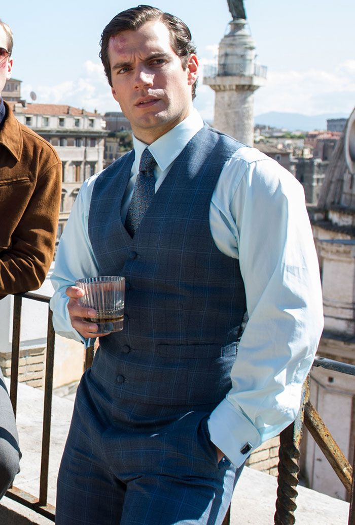 The-Man-From-UNCLE-First-Image-Henry-Cavill-