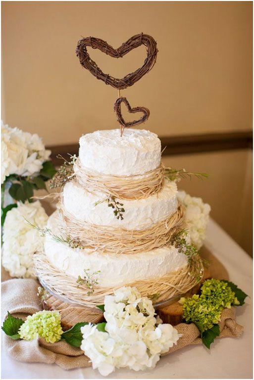 Rustic Wedding Cake Topper Ideas Ideasidea