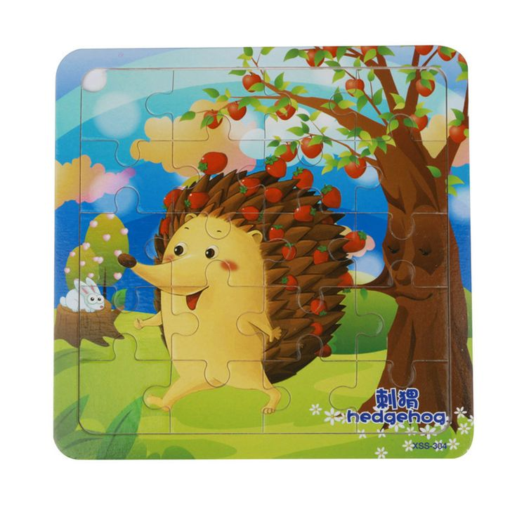 Training Toy Wooden Toys Puzzle Educational Developmental Baby Kids toys for children juguetes educativos brinquedos Vee_Mall
