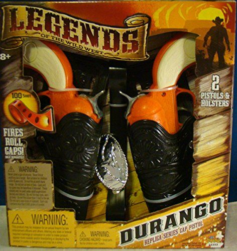 Legends of the Wild West Durango Replica Series 2 Cap ...