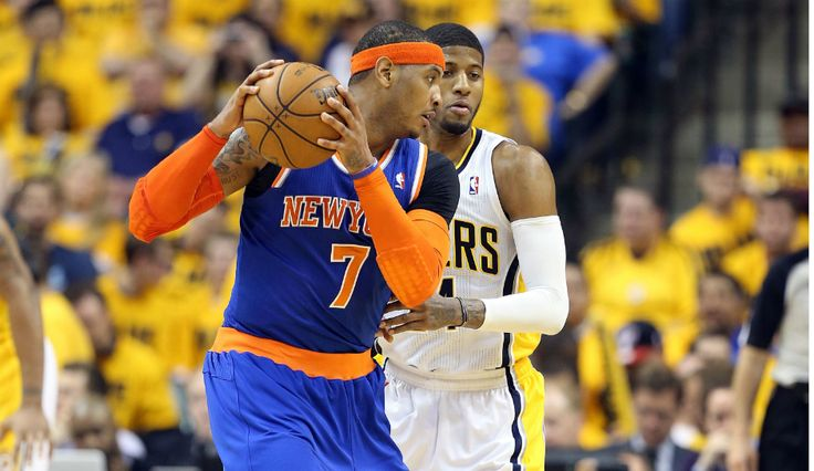 NBA Trade Rumors: Carmelo Anthony Trade Odds Increase, Paul George To Detroit?
