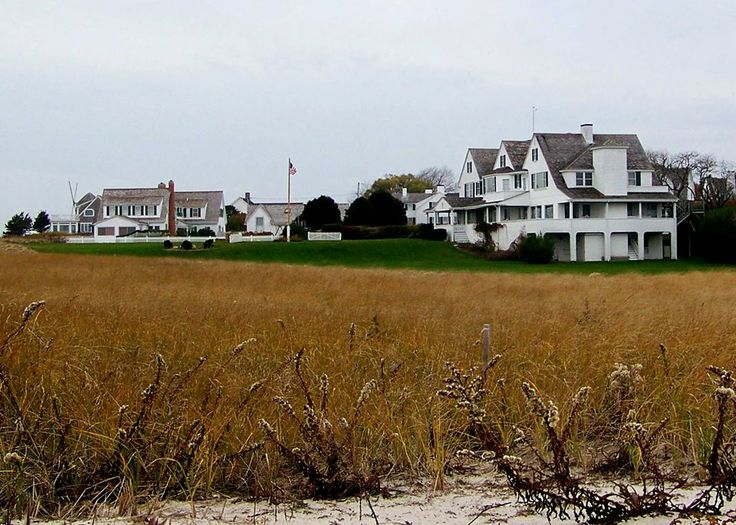 The Cape Cod Compound Of The Family Of Our 35th President