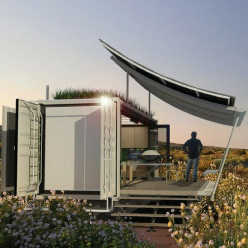 Best 25 conex box house ideas on pinterest - Hive modular x line container home in canada ...