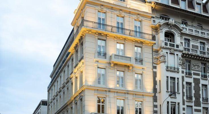 泊ってみたいホテル・HOTEL フランス>リヨン>ベルクール広場から徒歩17分のリヨン中心部>オッコ オテル リヨン ポン ラファイエット(Okko Hotels Lyon Pont Lafayette)