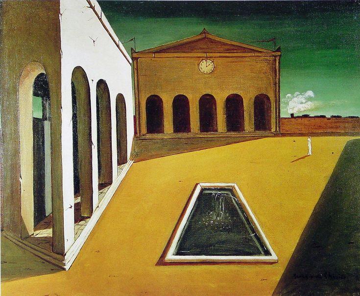 giorgio de chirico paintings - Google Search