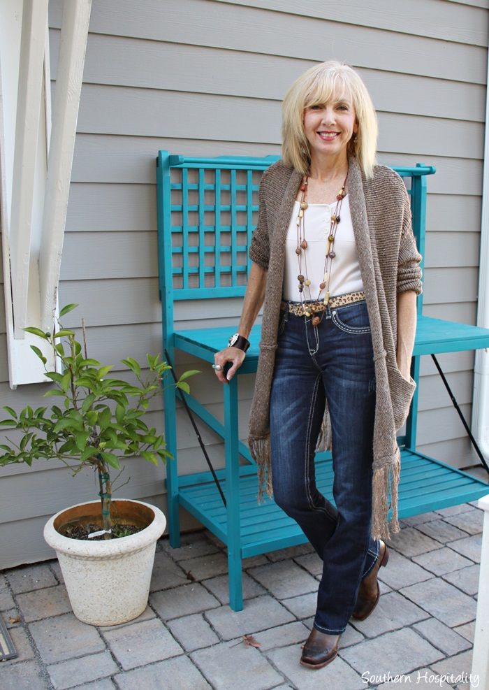 Cute clothes for older women