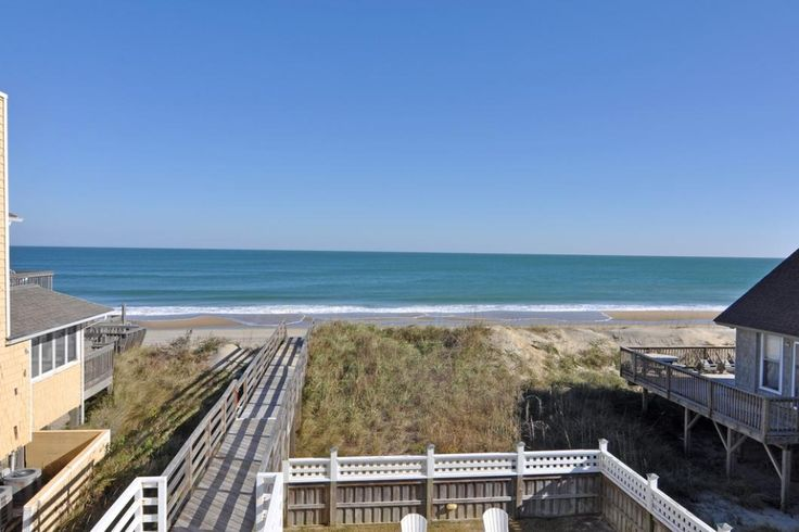 128 best Outer Banks Oceanfront Vacation Rentals images on Pinterest