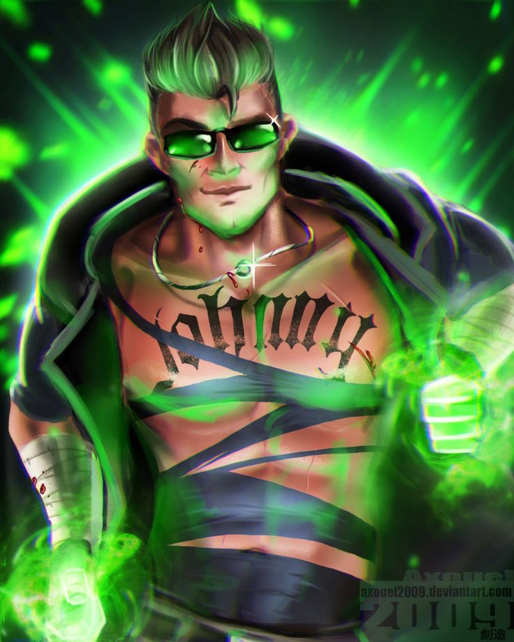 Johnny Cage by axouel2009.deviantart.com on @DeviantArt