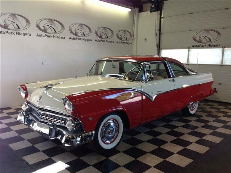 1955 Ford Fairlane CROWN VICTORIA for sale | Hemmings Motor News