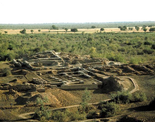 Indus, la civilisation antique engloutie: l'énigme de l'écriture…