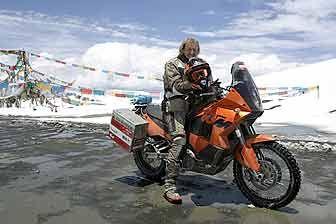 adventure motorcycle  | brand ambassador for the ktm 950 adventure motorcycle austrian born ...