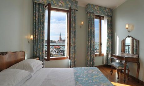 Palazzo hotel in Venice from the Guardian November 26, 2011