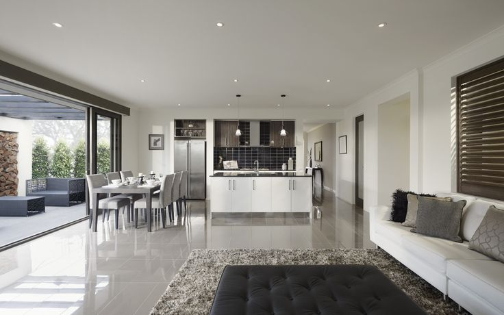 Metricon homes - Baxter kitchen