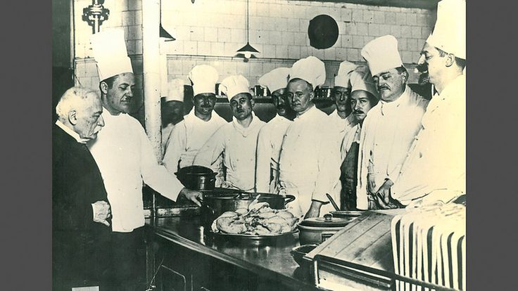 106 Best Chef Auguste Escoffier Images On Pinterest