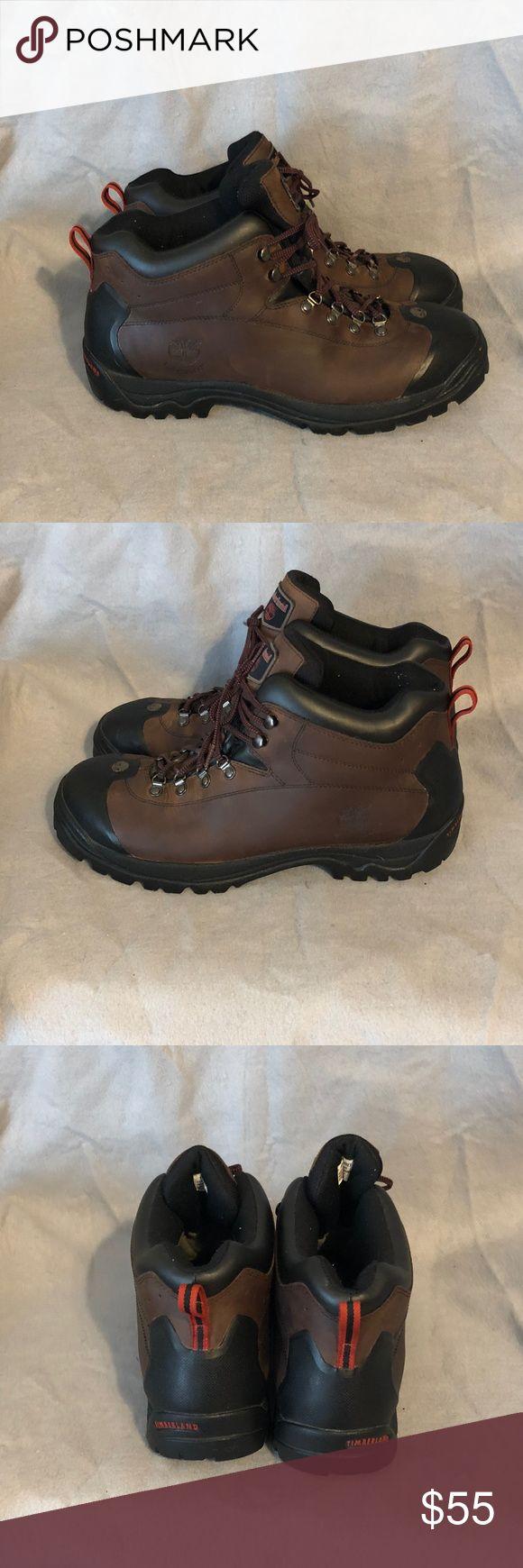 GUC Size 14 Timberland Waterproof Mid Hiking Boots