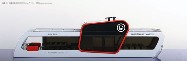 BKK Public transport ship on Behance