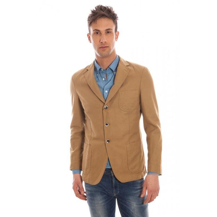 Gant Miesten ruskea takki