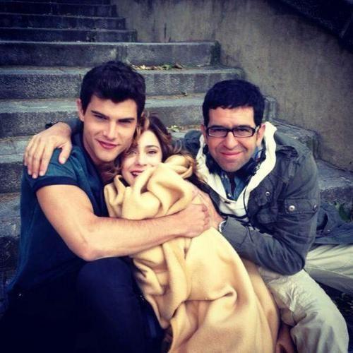Diego, Martina en de regisseur
