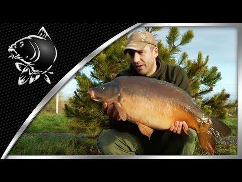 Simon Crow goes carp fishing in Winter – Nash Tackle