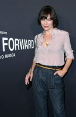 Milla Jovovich attends the premiere of 'Past Forward', a Short Film By David O Russell in LA http://celebs-life.com/milla-jovovich-attends-premiere-past-forward-short-film-david-o-russell-la/  #millajovovich Check more at http://celebs-life.com/milla-jovovich-attends-premiere-past-forward-short-film-david-o-russell-la/